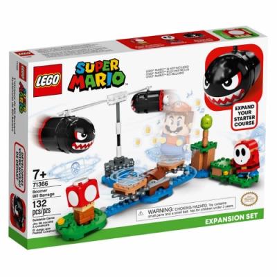 樂高LEGO 超級瑪利歐系列 - LT71366 大炮彈刺客