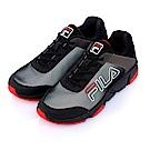 FILA #東京企劃-原宿篇 中性款慢跑鞋-黑 4-J526S-002