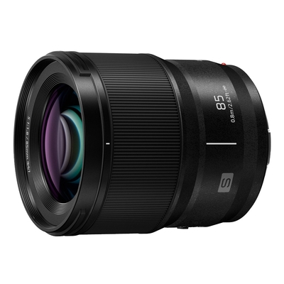 Panasonic LUMIX S 85mm F1.8 定焦鏡頭 公司貨