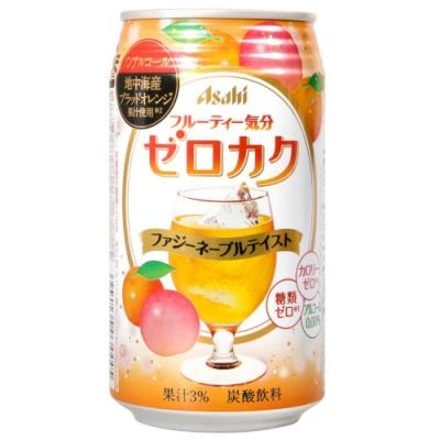 Asahi 無酒精果汁碳酸飲料-柳橙風味 (350ml)