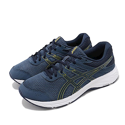 Asics 慢跑鞋 Gel-Contend 6 超寬楦頭 男鞋
