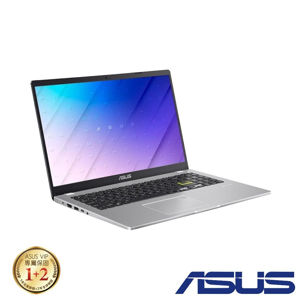 ASUS E510MA 15.6吋筆電 (N4120/8G/256G SSD/Win10 HOME/Smart NB/夢幻白)