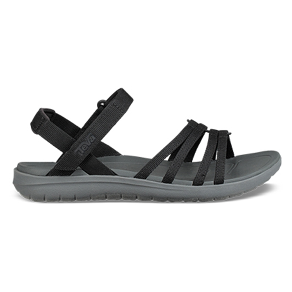 TEVA Sanborn Cota Sandal 女 經典時尚涼鞋 黑色