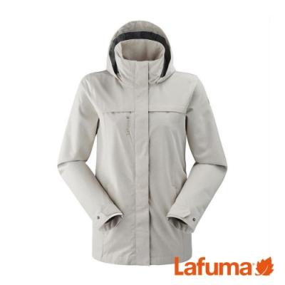 LAFUMA TRAVELLER ZIP-IN 女防水外套 米
