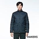 【HAKERS 哈克士】男款 保暖外套(黑色)