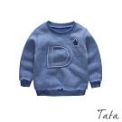 童裝 D字母星星不修邊上衣 TATA KIDS