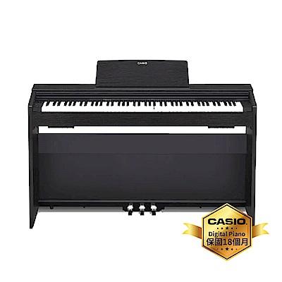 [無卡分期-<b>12</b>期]CASIO卡西歐原廠Privia中階款數位鋼琴PX-870