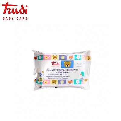 Trudi Baby Care 義大利 寶貝純蜜濕紙巾10抽x10入