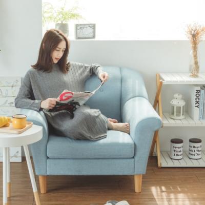 完美主義 香川單人座沙發(3色)-98x85x78.5