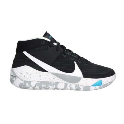 NIKE KD13 EP 男籃球鞋-杜蘭特 13代 運動 中筒 避震 籃球星球 CI9949001 黑白藍