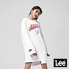 Lee X Marvel聯名連帽休閒洋裝/MV-季節性版-白