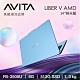AVITA LIBER V 14吋筆電-蔚天藍(R5-3500U/8G/512G SSD/win10/NS14A8TWV561-ABA) product thumbnail 1