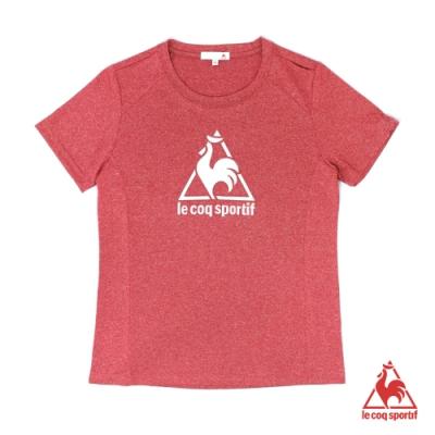 法國公雞牌短袖T恤 LOM2310875-女-紅
