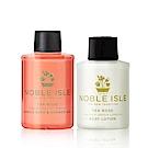 NOBLE ISLE 茶玫瑰旅行組(茶玫瑰沐浴膠75ML+茶玫瑰身體乳50ML)