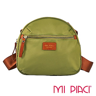 MI PIACI-NINA-斜背包/腰包-卡其綠-1991064