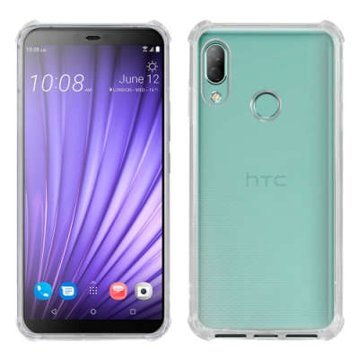 Metal-Slim HTC U19e 強化防摔抗震空壓手機殼