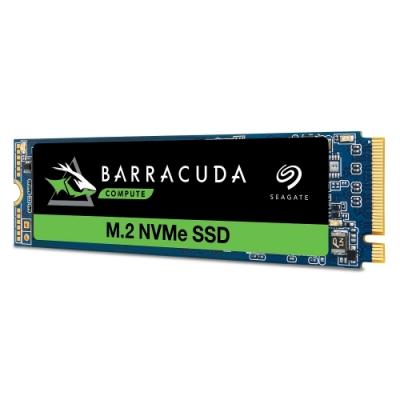 Seagate 新梭魚 510系列 512GB 固態硬碟 (PCIe, M.2 2280)