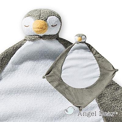 美國 Angel Dear 動物嬰兒安撫巾禮盒版 (小企鵝)