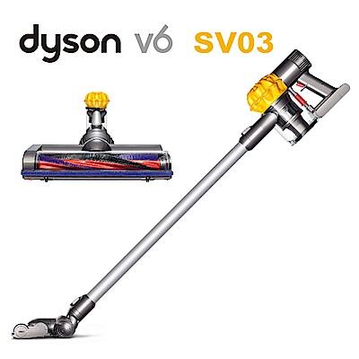 dyson-V6-SV03-無線手持式吸塵器-月光