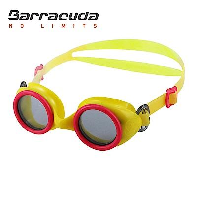 美國Barracuda兒童抗UV防霧泳鏡-WIZARD#91355