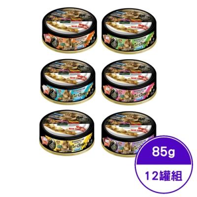 Cat Glory驕傲貓-無穀頂級主食罐系列 85g (12罐組)
