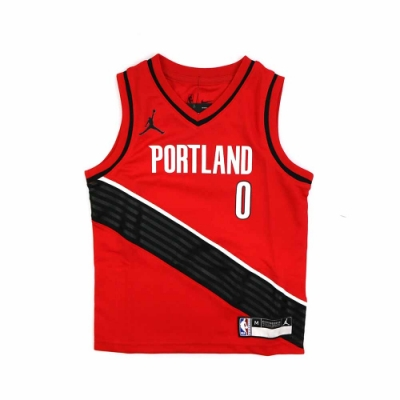 NIKE NBA Statement Edition 兒童球衣 拓荒者隊 Damian Lillard