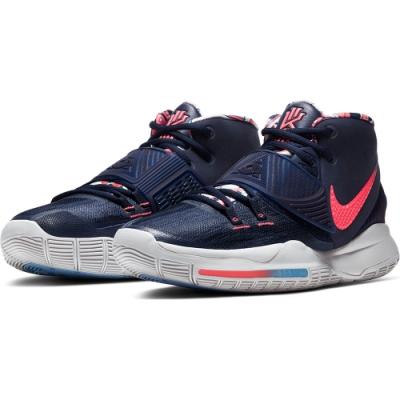 NIKE 籃球鞋 男鞋  運動 明星款  歐文 運動鞋 藍 BQ4631402  KYRIE 6 EP