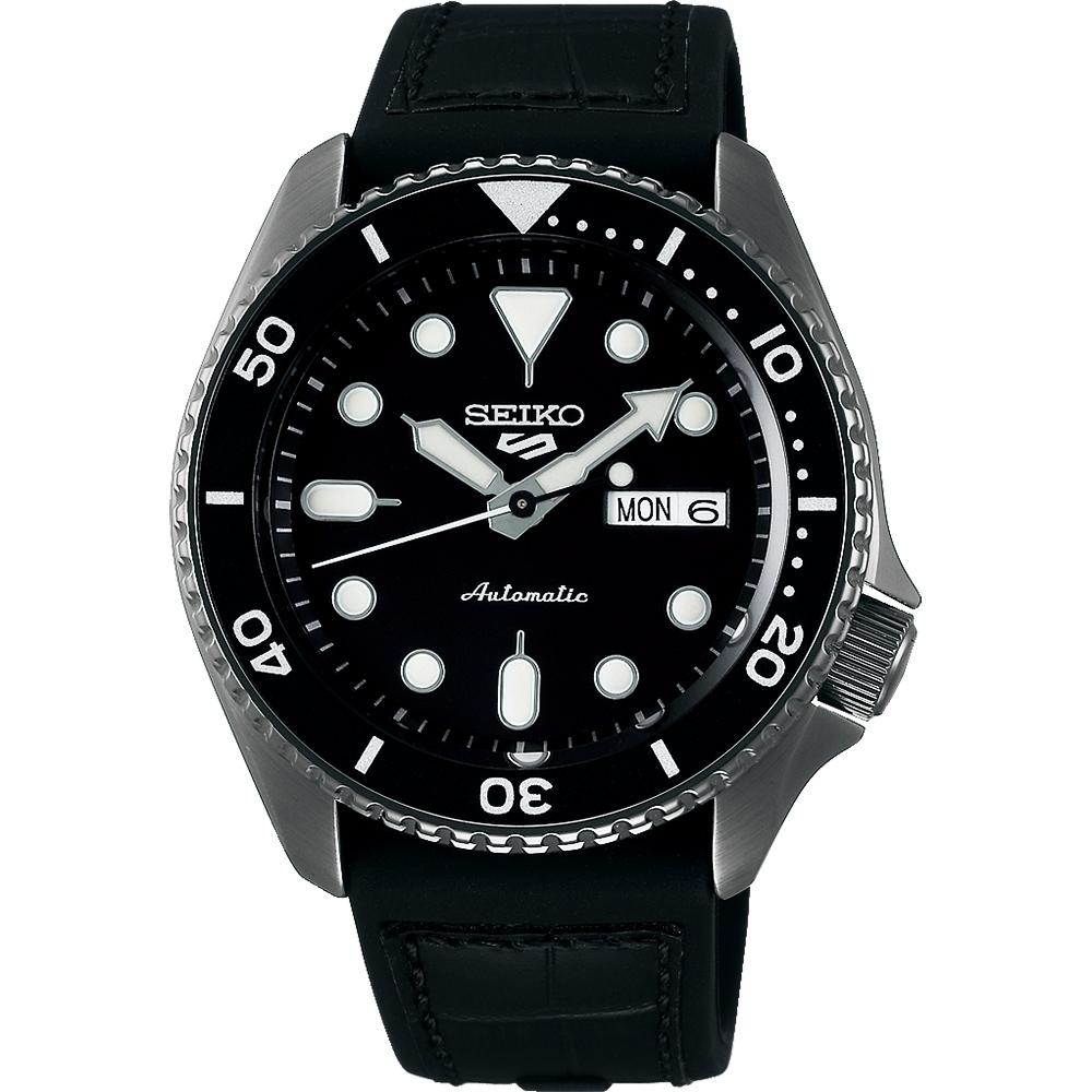 SEIKO 精工 5 Sports 系列機械錶(SRPD65K3)-42.5mm