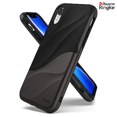 【Ringke】iPhone XR [Wave] 流線型雙層邊框防撞手機殼