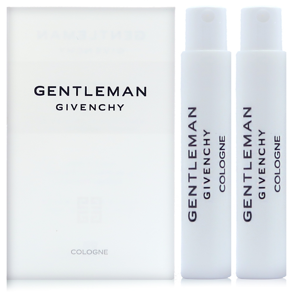 Givenchy Gentleman Cologne 紳士古龍水針管 1ml*2入
