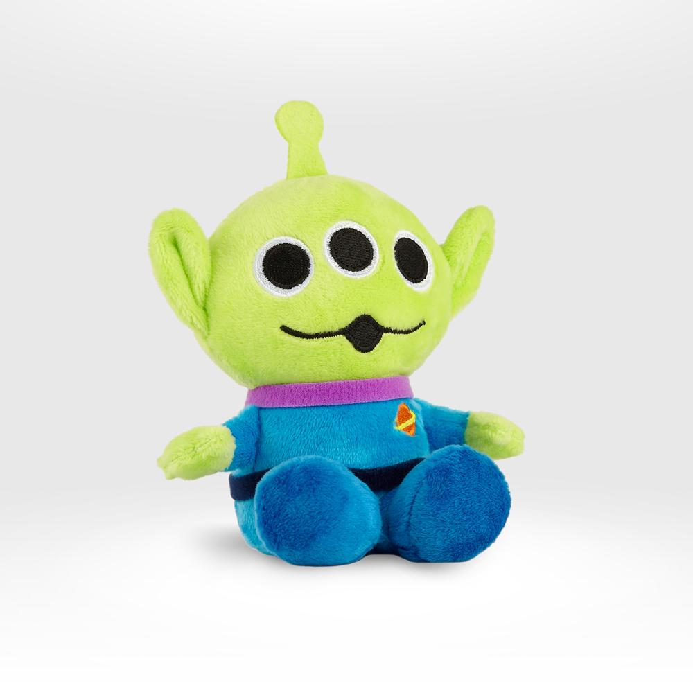 InfoThink 玩具總動員系列絨毛藍牙喇叭 - 三眼
