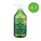 小獅王辛巴 綠活系奶瓶蔬果洗潔液(800ml)6入組