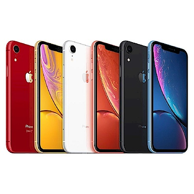 Apple iPhone XR 256G 智慧型手機