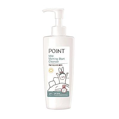 POINT 超溫和潔顏乳 - Benny小兔版(170ml)