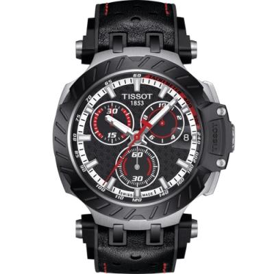 TISSOT 天梭 T-RACE MOTOGP 2020 限量賽車錶(T1154172705101)43mm/石英
