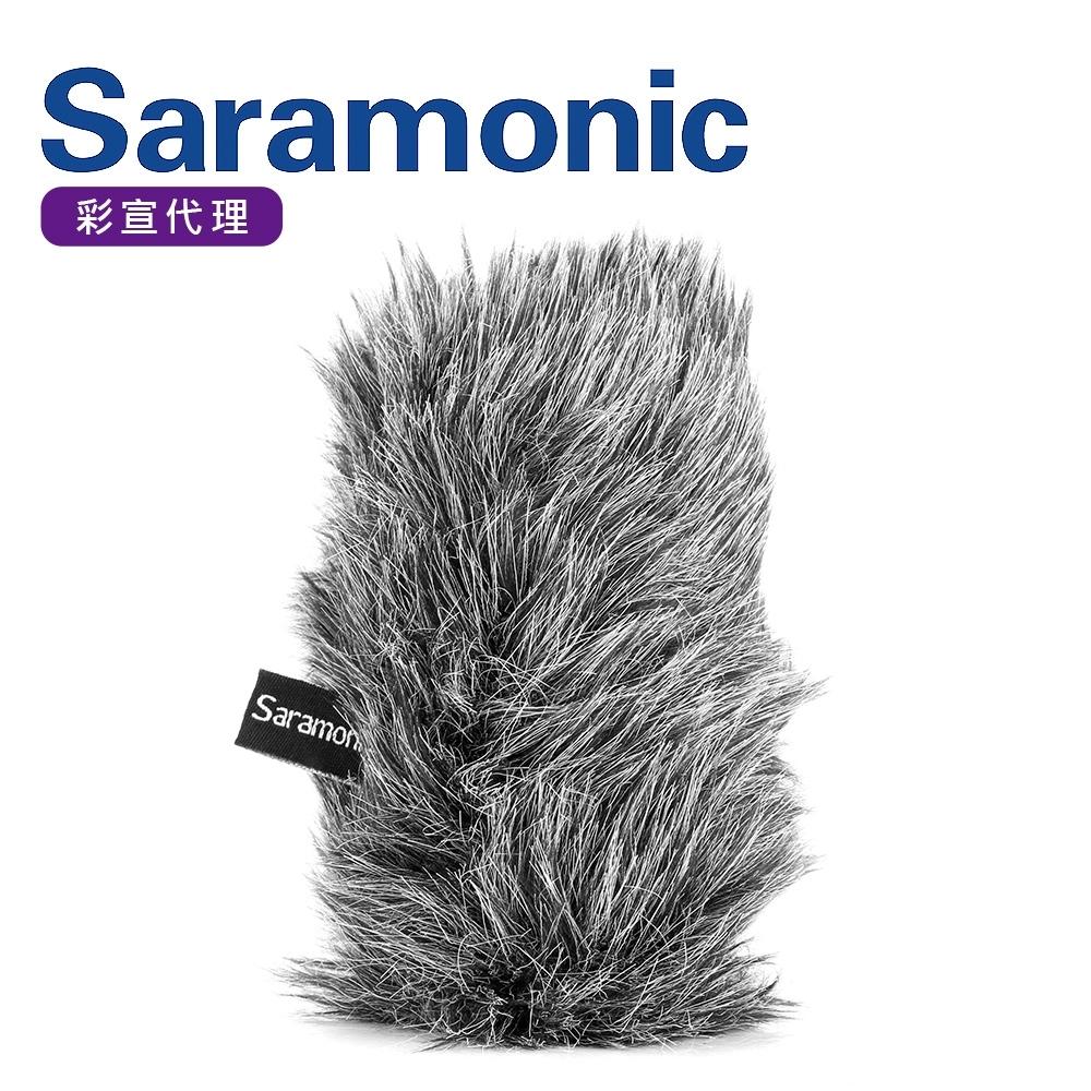 Saramonic楓笛 M3-WS 麥克風戶外防風毛套(彩宣公司貨)