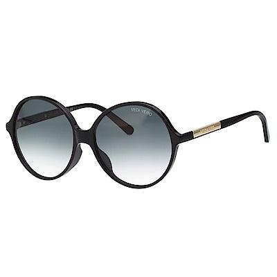 VEDI VERO 圓框 太陽眼鏡 (黑色)VE805