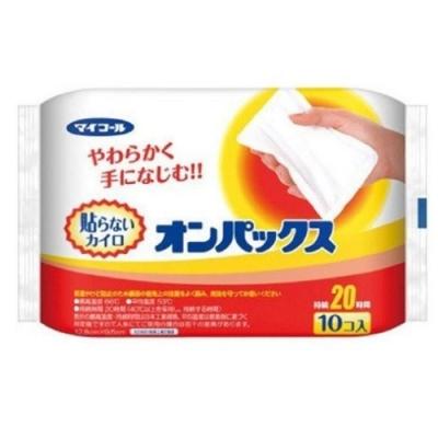 日本【雞仔牌】長效20小時暖暖包 10包入