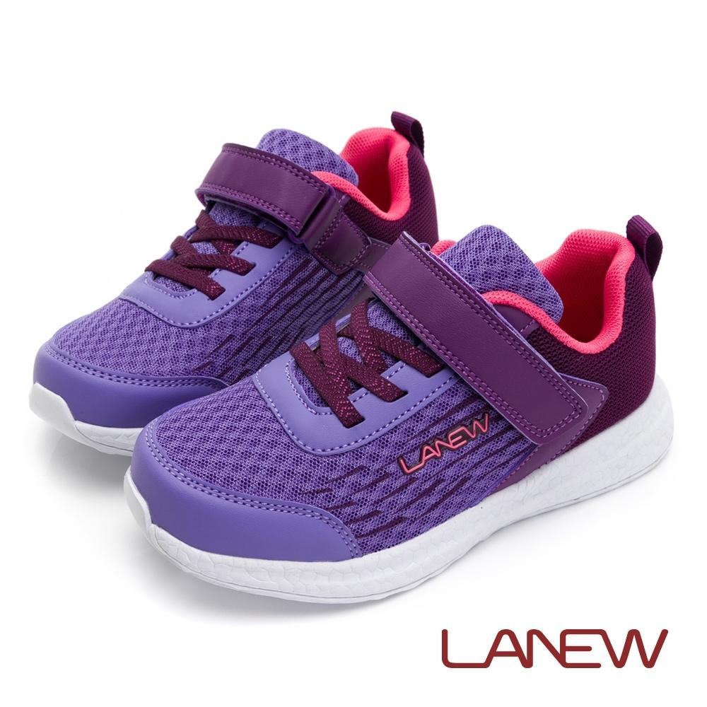 LA NEW 可調式 輕量慢跑鞋(童225698671)
