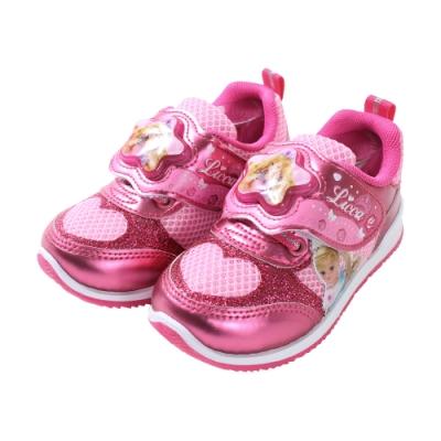 女童台灣製Licca閃燈運動鞋 sa90202 魔法Baby