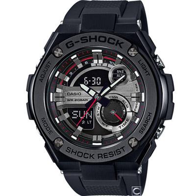 G-SHOCK 絕對強悍運動錶(GST-210B-1A)52.4mm