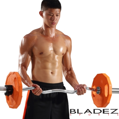 【BLADEZ】WS1-48吋實心奧槓片專用W槓