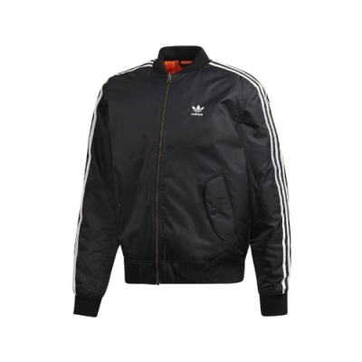 adidas 外套 Padded Bomber Jacket 男款