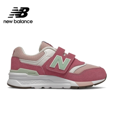 New Balance 復古鞋/童鞋_中性_灰粉紅_PZ997HAP-W楦