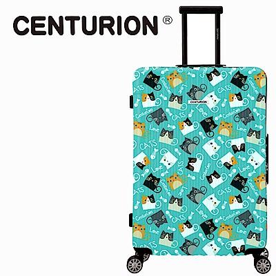 CENTURION美國百夫長1978系列29吋行李箱-愛護貓咪C70