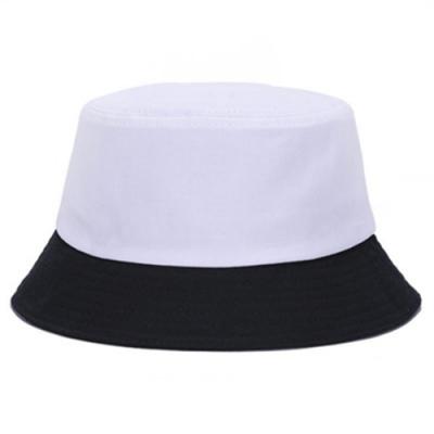 米蘭精品 遮陽防曬純色漁夫帽-夏季時尚百搭情人節生日禮物男女帽子73db3