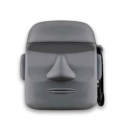 藍牙耳機保護套 AirPods 1/2 石像造型耳機保護套