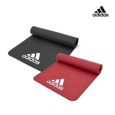 (時時樂)Adidas Training愛迪達 輕量防滑彈性運動墊7mm(共2色)