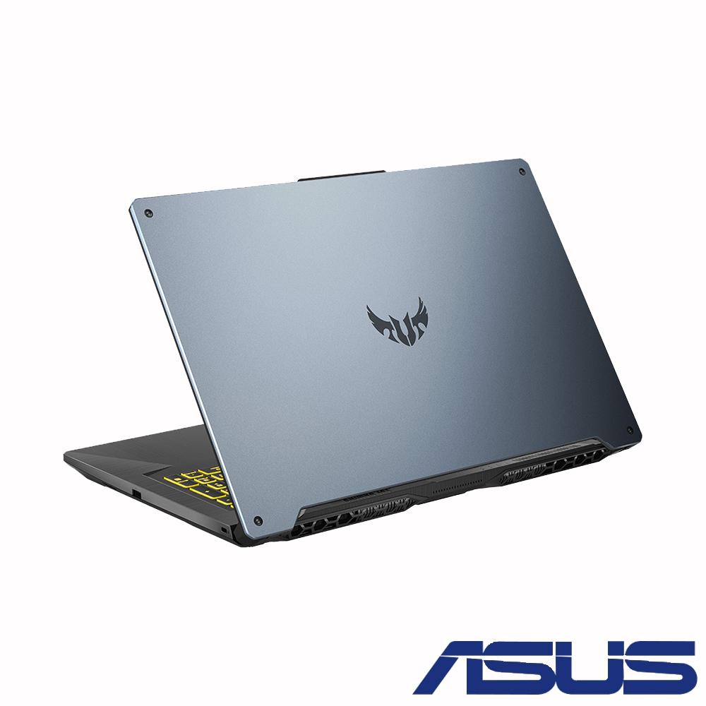 ASUS FX706LI 17吋電競筆電 (i7-10750H/GTX1650Ti/8G/512G/TUF Gaming/幻影灰)