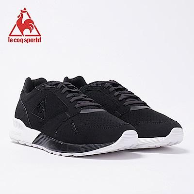 le coq sportif OmegaXReflective運動鞋男-黑